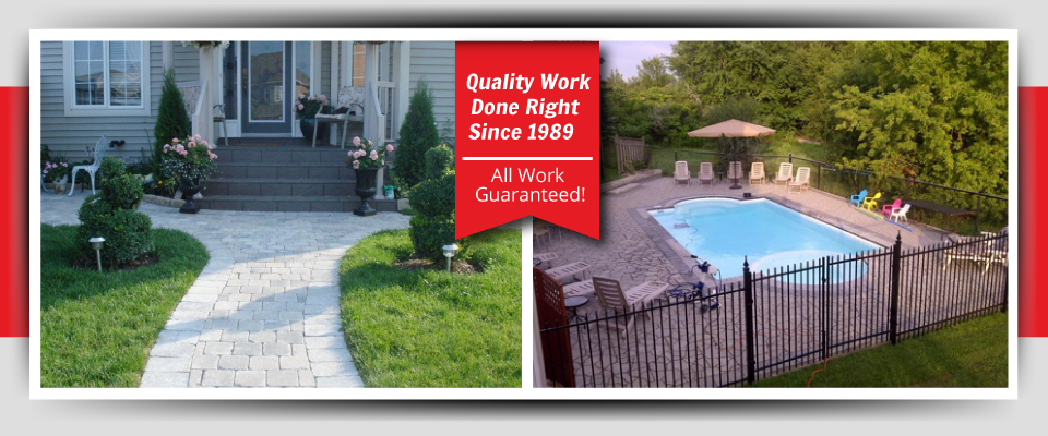 Quality Work Done Right Since 1989 - All Work Guaranteed! - work examples