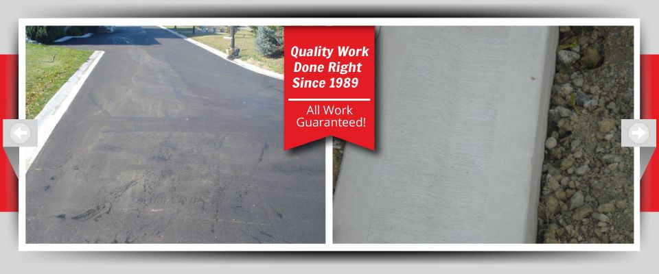 Quality Work Done Right Since 1989 - All Work Guaranteed! - Concrete edging