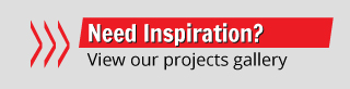 Need Inspiration? - View our projects gallery