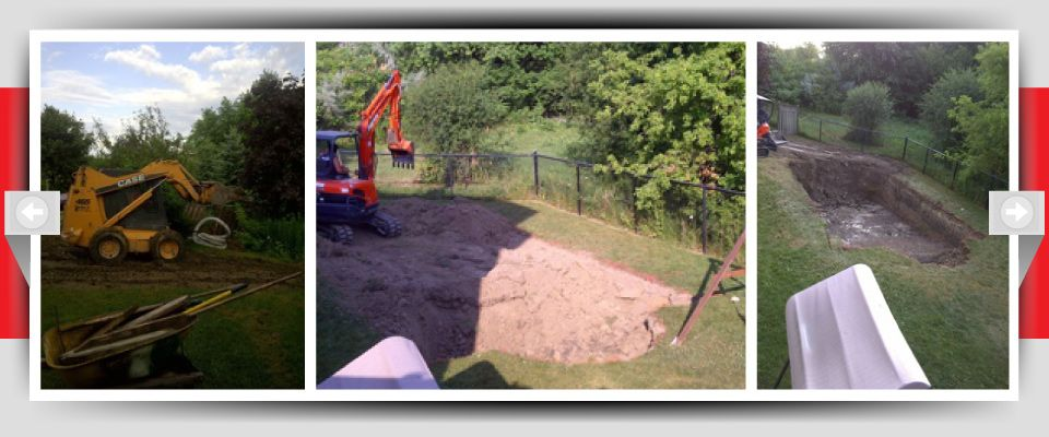 Feature Project Pic #3 - Residential Excavating
