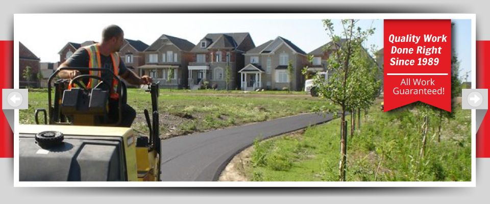 Quality Work Done Right Since 1989 - All Work Guaranteed! - commercial walkways