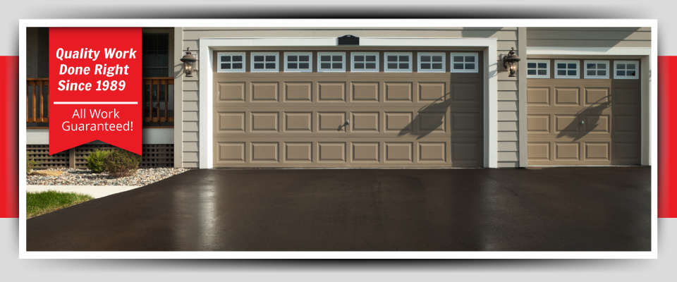 Nation Wide Paving Services Quality Work Done Right Since 1989 - All Work Guaranteed! - garage doors