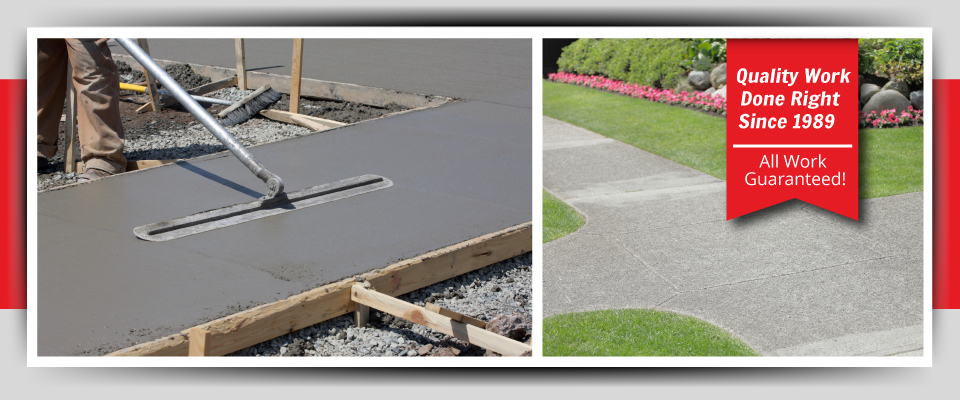 Quality Work Done Right Since 1989 - All Work Guaranteed! - smoothing pavement